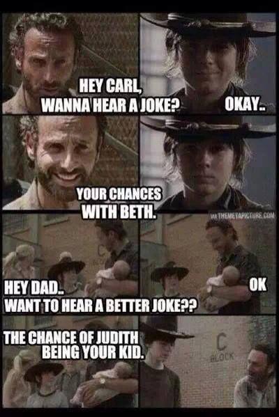 Walking Dead Meme