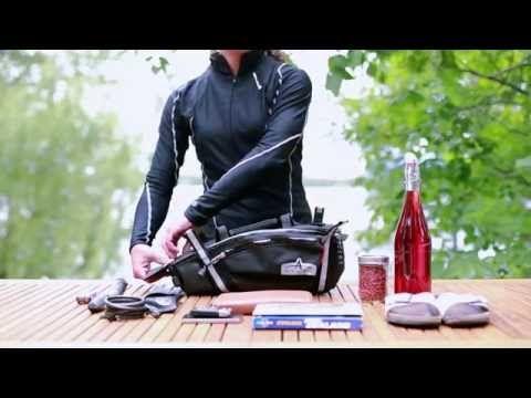 Arkel's Rack bag | Trunk bag