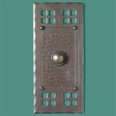Craftsman Style Doorbell