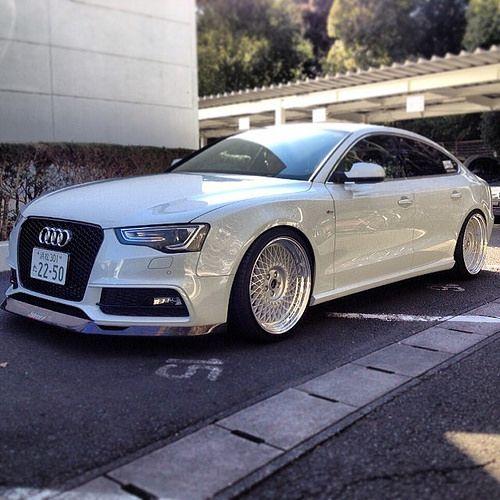 Audi S5 Sportback Body Kit