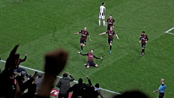 @Milan #ACMilan #WeAreACMilan #Rossoneri #9ine
