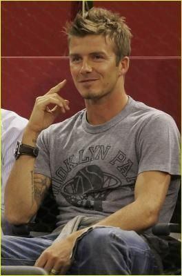 David Beckham Hairstylesdavid Beckham Armanidavid Beckham - Oh My ...