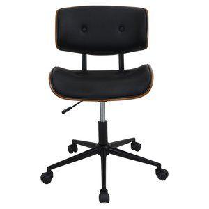 Modern & Contemporary Mid Century Modern Desk Chair | AllModern