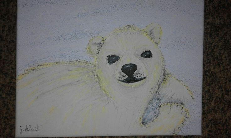 Polar bear Acrylic
