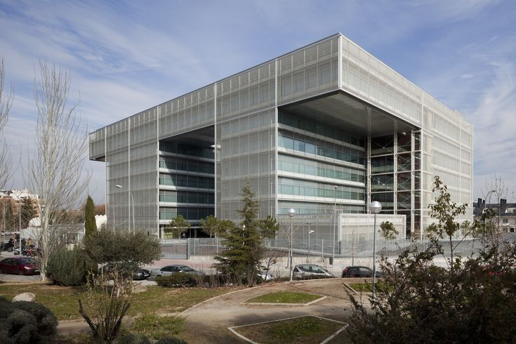 Gallery of Banco Popular Headquartes / Arquitectos Ayala - 1