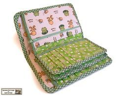 Wallet sewing pattern with 27 pockets PDF by NapkittenPattern