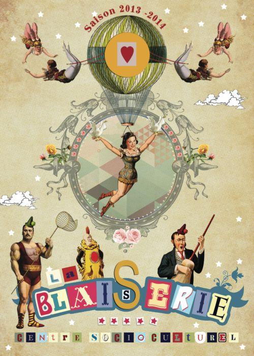 Couverture brochure La Blaiserie 2013