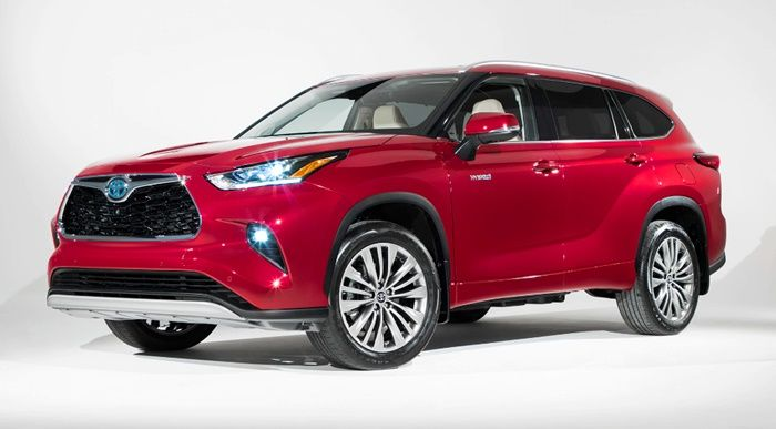 2020 Toyota Highlander Release Date Usa Thanks To Recent Debuts Of Models Like The Kia Telluride And Volksw Toyota Highlander Toyota Toyota Highlander Hybrid
