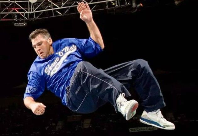 http://SneakersCartel.com Shane McMahon Talks Air Jordans, John Cena's K-Mart Kicks, Vince McMahon's Sneakers (Video) | #sneakers #shoes #kicks #jordan #lebron #nba #nike #adidas #reebok #airjordan #sneakerhead #fashion #sneakerscartel