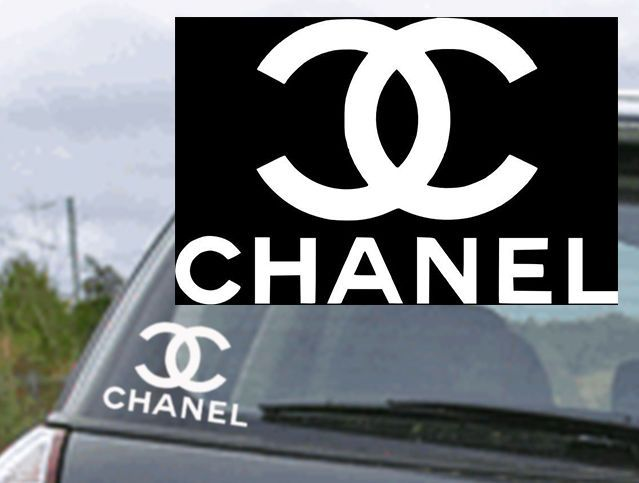 Unique Chanel Stickers Ideas On Pinterest Fashion - Vinyl decal stickers for carsbestvinyl stickers for cars ideas on pinterest vinyl car