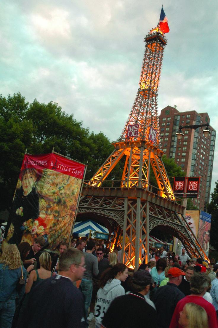 bastille festival new york
