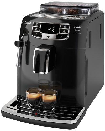 Saeco Intelia Deluxe HD8902/01 máquina café espresso por 349 €  Pedazo de #cafetera con la que los cafeteros más exigentes podrán hacerse cafés casi de manera profesional, casi 100 euros de diferencia con la siguiente tienda de #internet.   #cafe #Cocina #food #chollos #ofertas #regalos