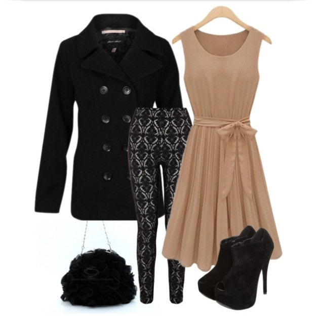 Winter church outfit. | Sunday Best-Sunday Meetings | Pinterest