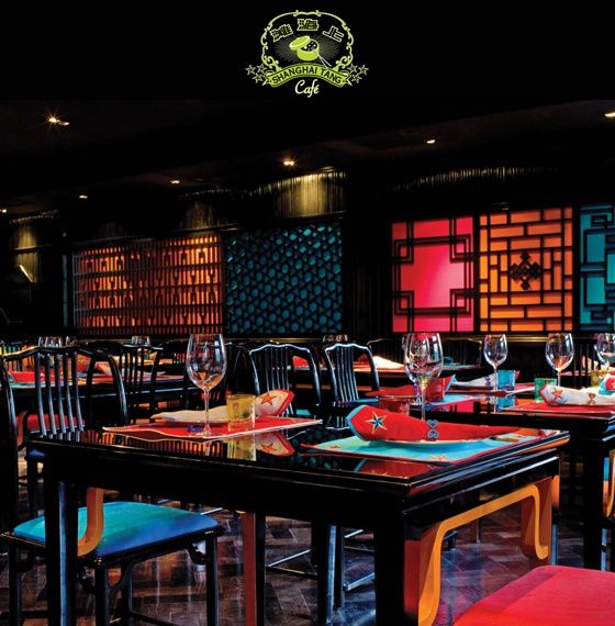 The first Shanghai tang cafe in Shanghai Xintiandi, known for respecting traditions of Chinese regional cuisine and pushing the envelope in terms of style and presentation.