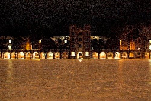 Mac Field, Grinnell College, Grinnell, Iowa