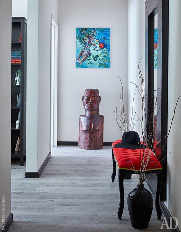 Квартира в Москве, 45 м² | AD Magazine