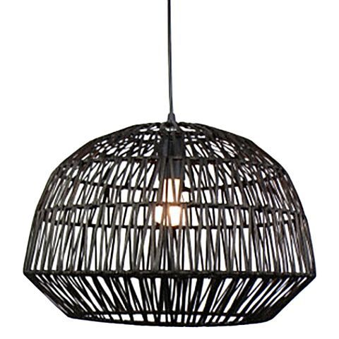 Introduce texture to your home with the eco-chic rattan of the breath-taking Kota Pendant Light from Searles Homewares.
