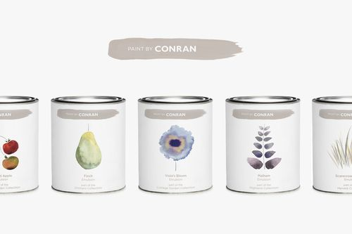 Paint by Conran - love the packaging - the Dieline