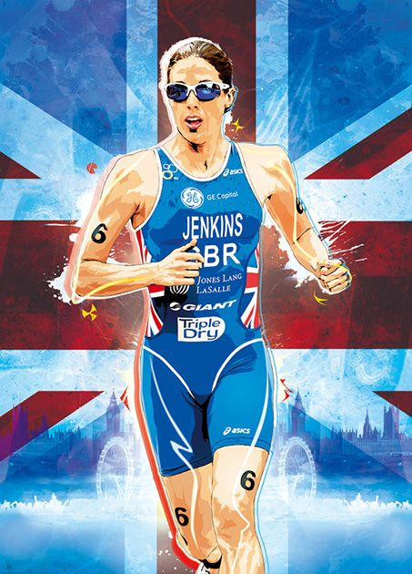 Helen Jenkins ♯Olympics ♯Triathlete ♯Great Britain ♯Athletics