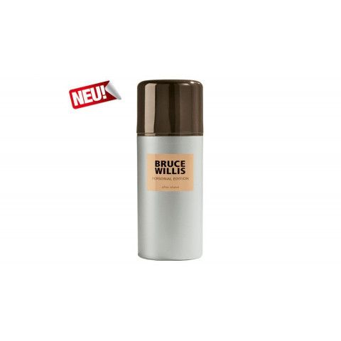 Bruce Willis Personal Edition – After Shave Cream Gel