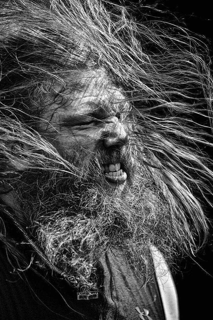 "metal-me: "" Johan Hegg(Amon Amarth) """