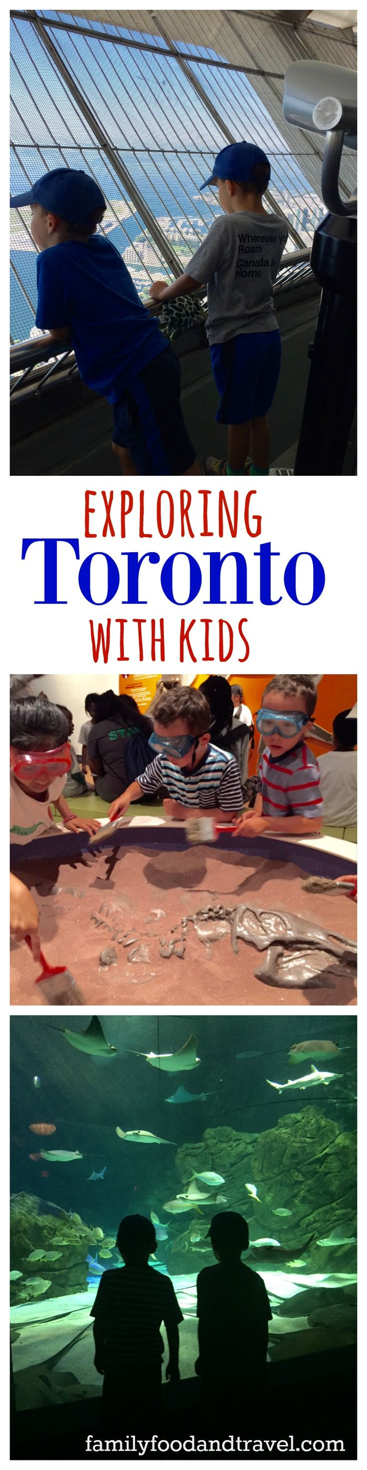 Visiting Toronto with Kids - What to Do and Where to Go. Toronto is the perfect city for family travel with museums, attractions, a world-class aquarium and trains too! There is something for everyone in this beautiful city.