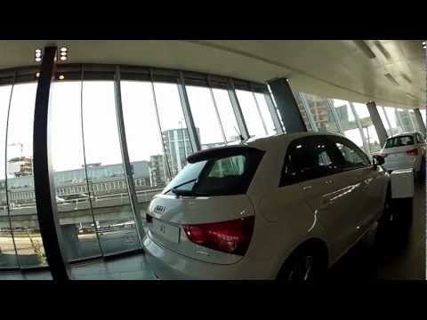 Best Audi dealership - London Audi Showroom Walk around