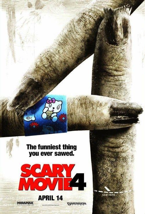 Scary Movie 4 【 FuII • Movie • Streaming