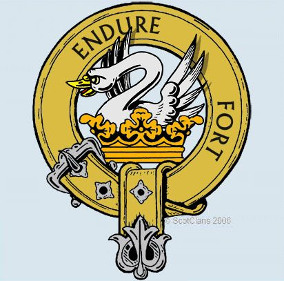 Lindsay Clan Crest: Between the 6th and 9th centuries, Danes lived in one of the little kingdoms of Lincolnshire in England to which, after the Norman Conquest, Baldric of Lindsay came to be tenant of the manors under the Earl of Chester.