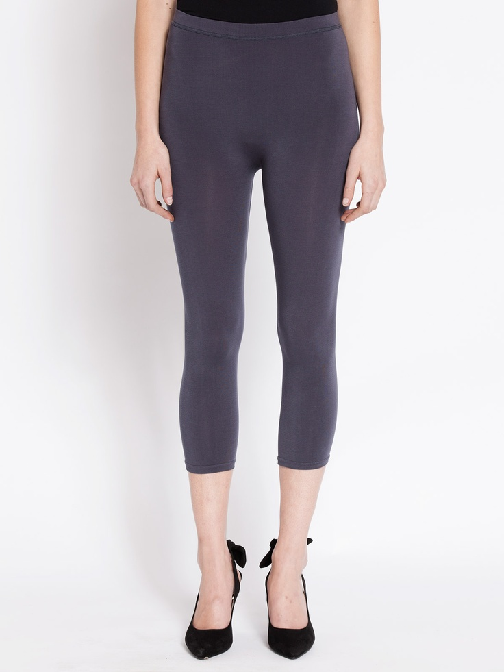 Chanel - Image for Seamless Crop Legging from Portmans