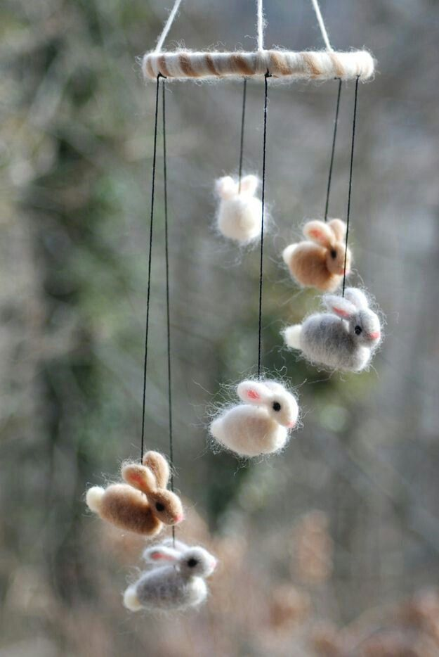 If i can find my felting stuff i will make you one of these