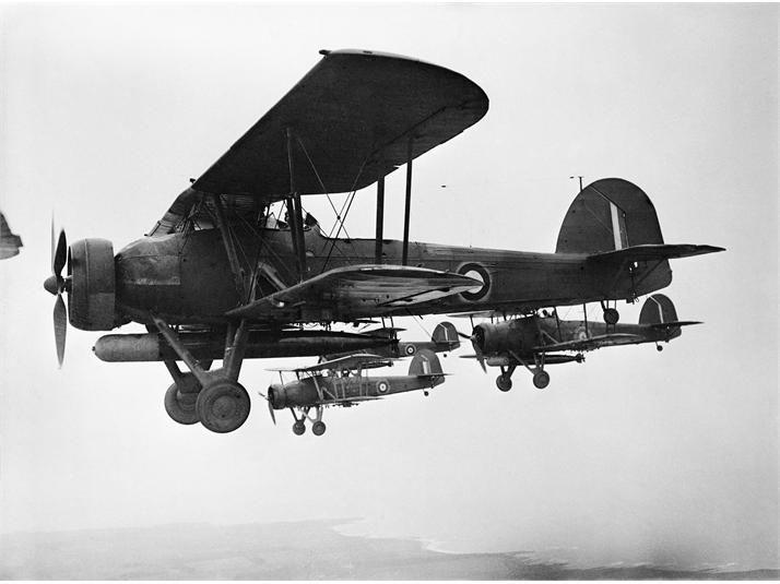 Fairey Swordfish, Taranto, Fleet Air Arm, Naval Aviation