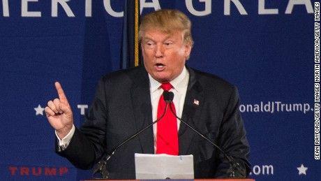 White House: Donald Trump Muslim plan 'disqualifies' him - CNNPolitics.com