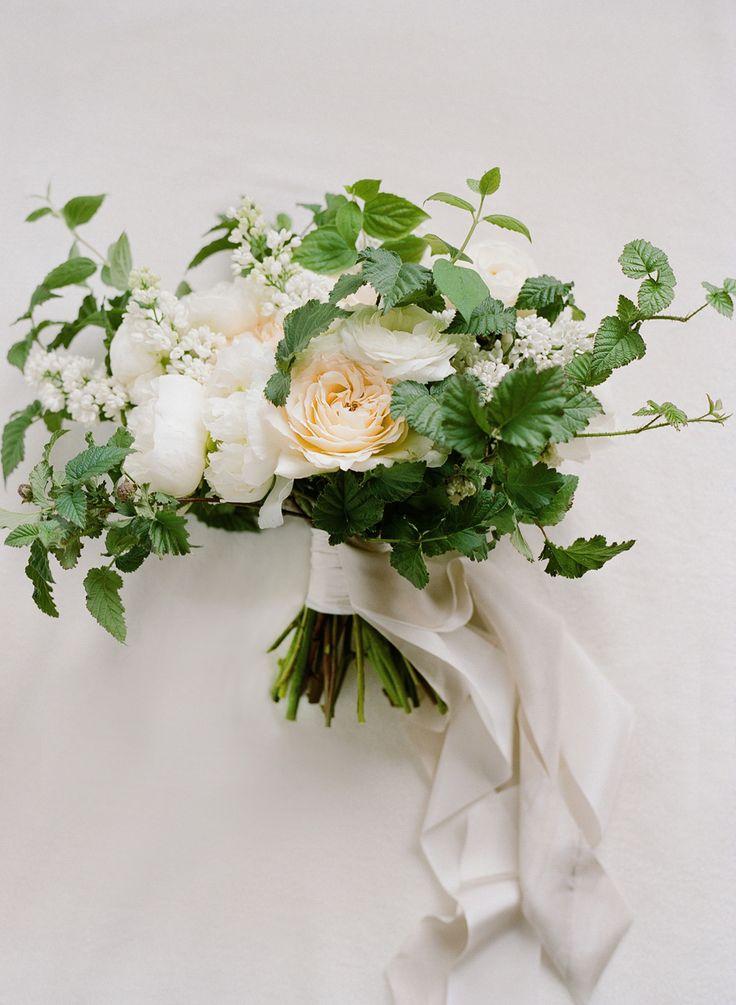 Photography : Joel Serrato Read More on SMP: http://www.stylemepretty.com/2016/09/05/all-white-ojai-valley-inn-wedding/