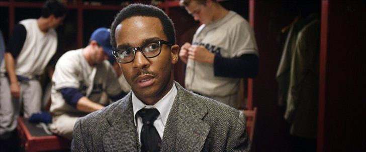 Pin for Later: 20 Photos That Prove Andre Holland Looks Hot in Any Historical Era He also looks hot outfitted in the styles of the 1940s, as demonstrated in the movie 42.