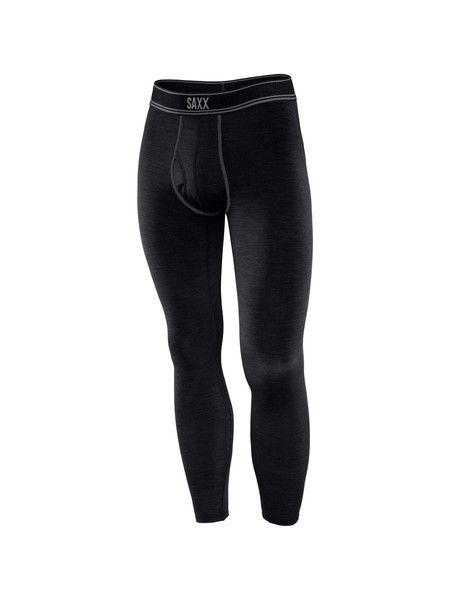 Constructed from 95% merino wool and 5% spandex, the Blacksheep base layer collection will keep you warm, dry and odor-free. Ideal for high aerobic activities such as snowboarding, skiing and hiking, Blacksheep will quickly become your go to for cold weather pursuits. Get all-over coverage with these comfortable long johns. Buy now at Bond St Fashions!
