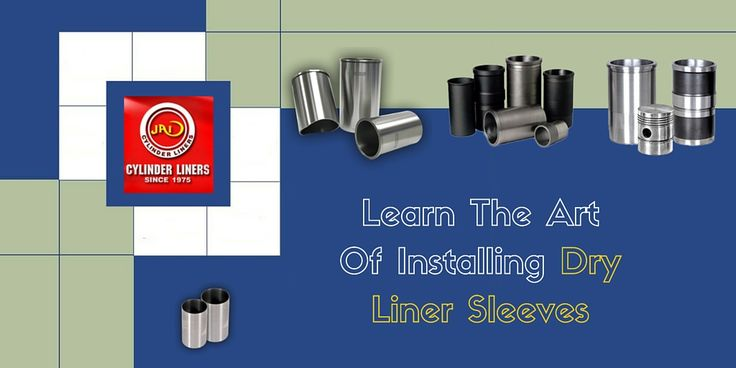 Learn The Art Of Installing #Dry #Liner #Sleeves