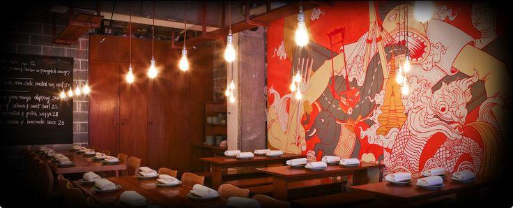 Muum Maam | Classic Thai Cuisine: Surry Hills, Sydney | Muum Maam