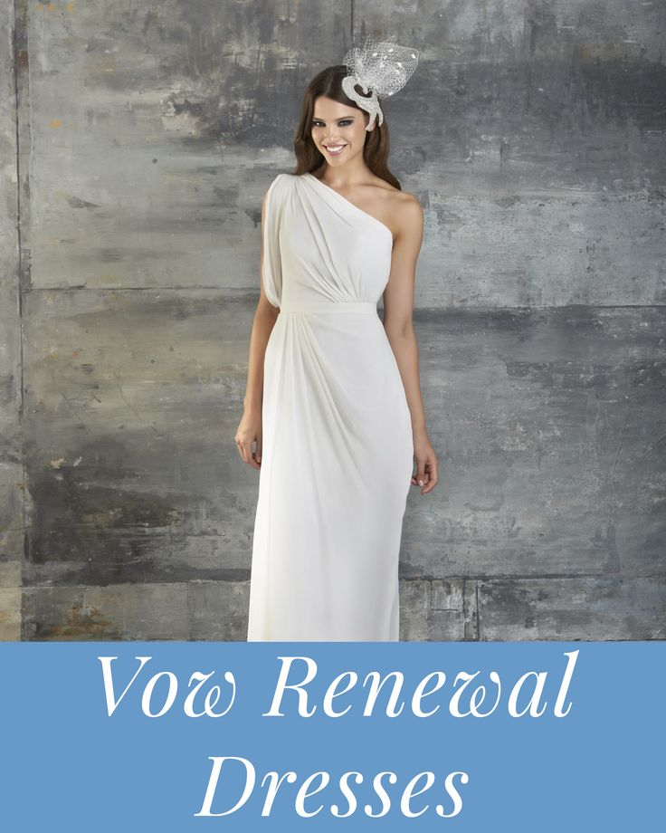 Dresses For Vow Renewal Ceremony: 17 Best Images About Wedding Fashion & Trends On Pinterest
