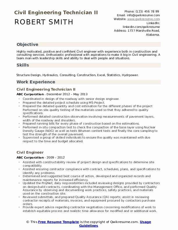 Civil Engineering Intern Resume Best Of Civil Engineer Resume Samples Teacher Resume English Teacher High School Cover Letter For Resume