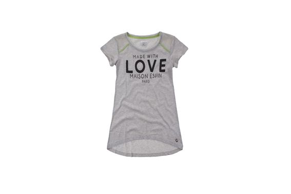 T-shirt collection #tshirt #maisonespin #ss14 #collection #lovely #advcampaign #madewithlove
