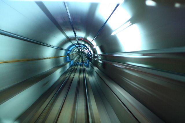 地下鉄スペースマウンテン