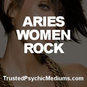 Aries Woman Personality and Characteristics   Trusted Psychic Mediums