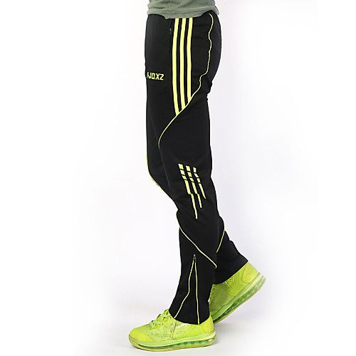 FJQXZ Men's Running Pants Quick Dry Wearable Breathable Soft Low-friction Pants / Trousers Leisure Sports Cycling / Bike Running Polyester - USD $16.99 ! HOT Product! A hot product at an incredible low price is now on sale! Come check it out along with other items like this. Get great discounts, earn Rewards and much more each time you shop with us!