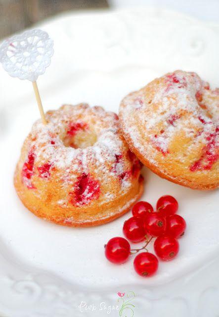 Pink Sugar: Johannisbeer - Joghurt Gugls
