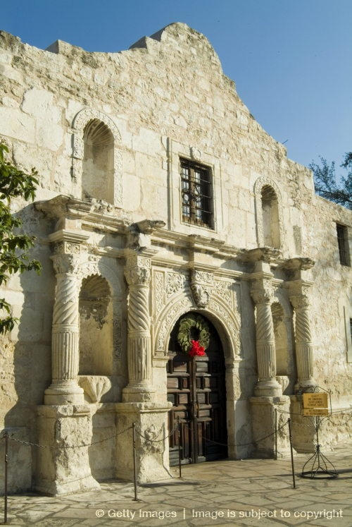 The Alamo, San Antonio, TX.  Seen it inside and out.