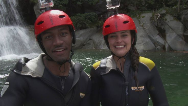 The most beautiful woman in the world is South African! Lunga was lucky enough to meet up with Miss World, Rolene Strauss, in Switzerland for some Alpine exploration.