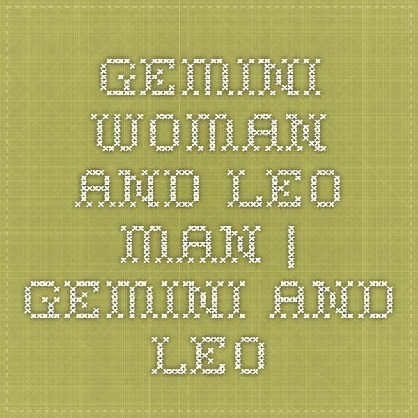 A Hookup Gemini Woman Leo Man