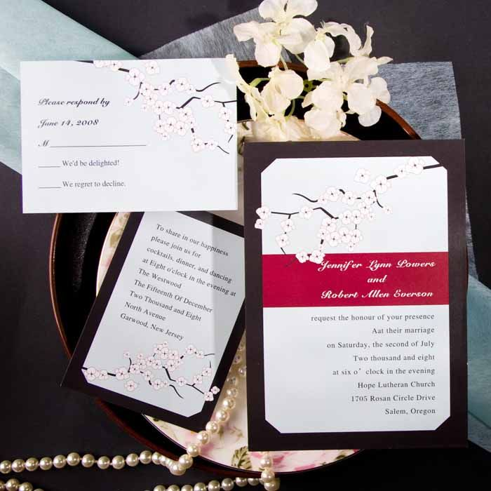 How To Write Winter Wedding Invitations Wording