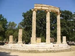 Temple in Olympia